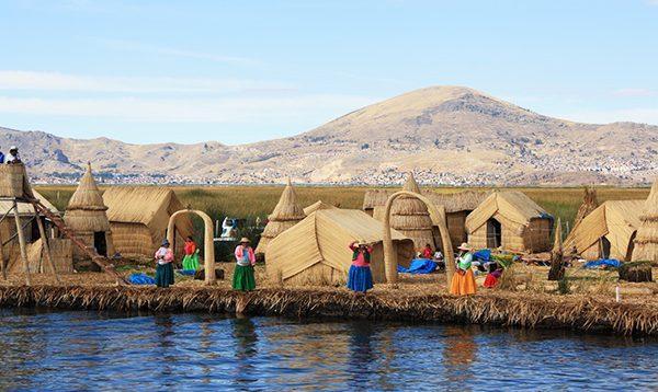 Vacaciones en las islas flotantes en Puno - Perú